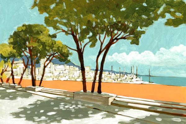 Monaco by Bart E Slyp