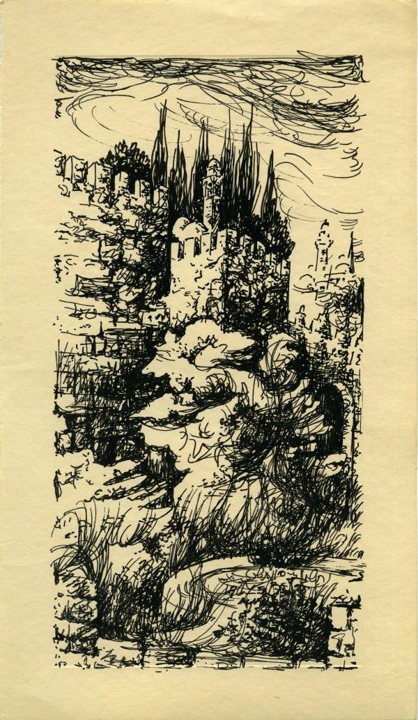 BNC1967-023 by Baruch Nachshon