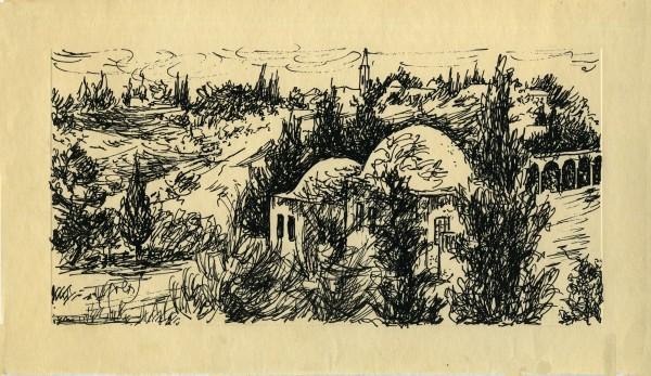 BNC1967-029 by Baruch Nachshon