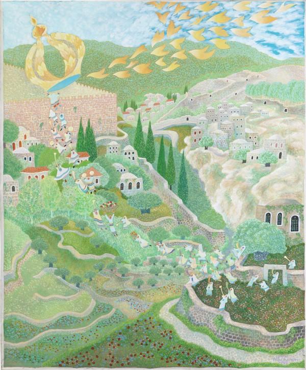 BNC1992-038 by Baruch Nachshon