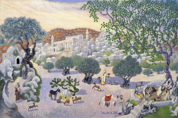 1993 028 by Baruch Nachshon