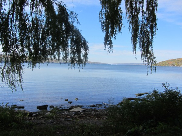 Cayuga Lake by Battaboom