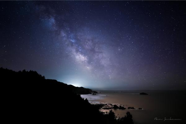 Midnight Horizons by Ben Jackman