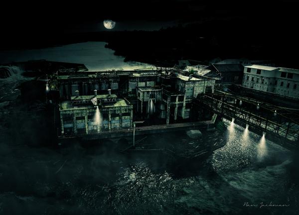 Lost Dreams by Ben Jackman
