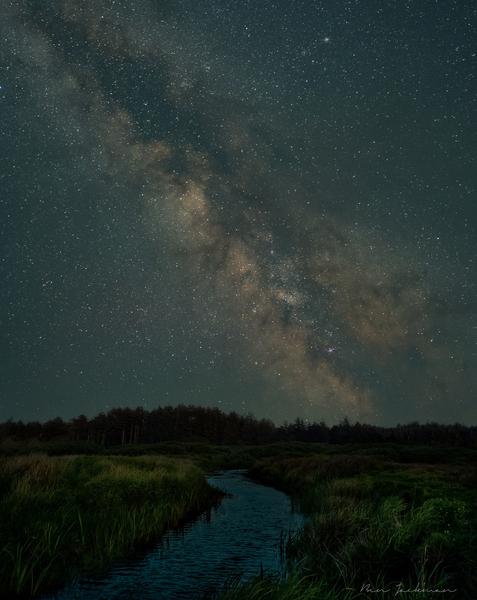 Celestial Streams by Ben Jackman