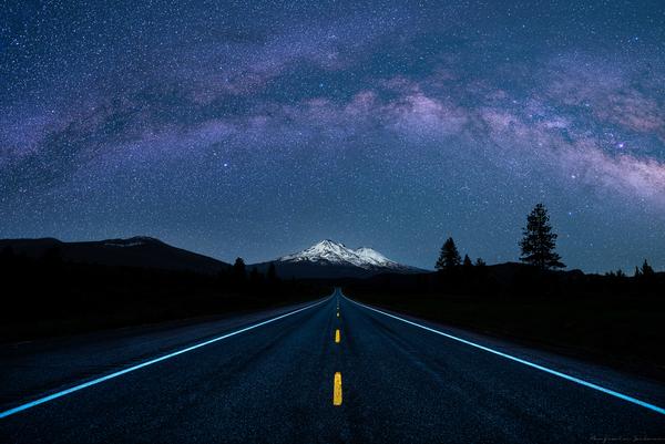 Highway 97 by Ben Jackman