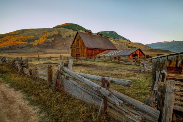 FALL HARVEST by Bill Sherrell
