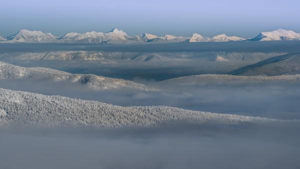Kootenay mountains BC by Billy Stevens media