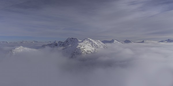 heli ski in the kootenays by Billy Stevens media