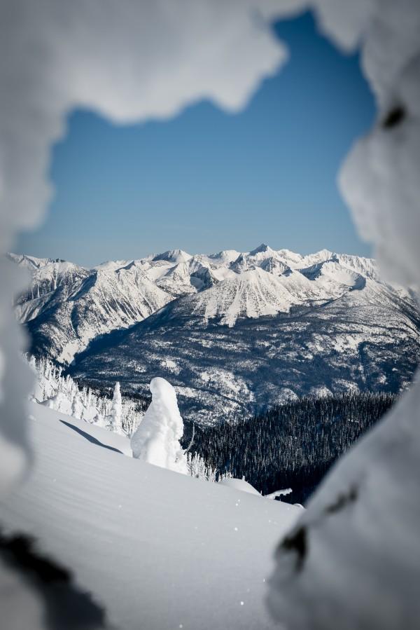 Purcell Mountain Range by Billy Stevens media