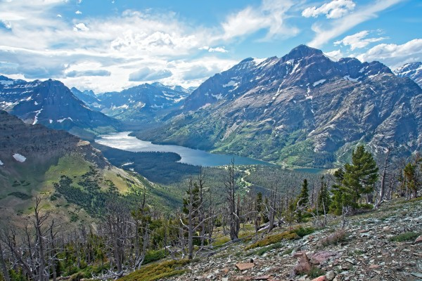 Two Medicine at Glacier National Park by Boehm Photography