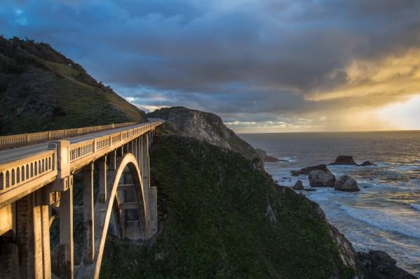 The Bridge by Brendan McMillan
