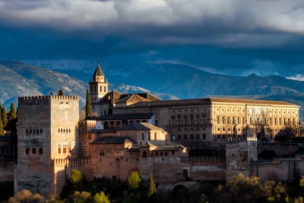 Alhambra by Brendan McMillan