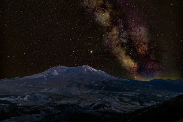 Magic Mountain by Brendan McMillan