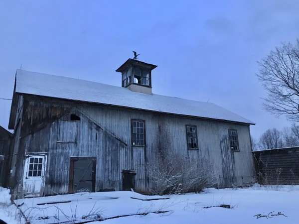 Avon Barn by Brian Camilleri Photography