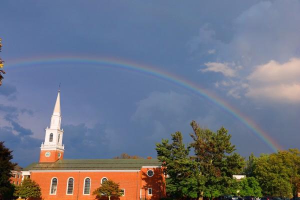 Walker Rainbow by Brian Camilleri Photography