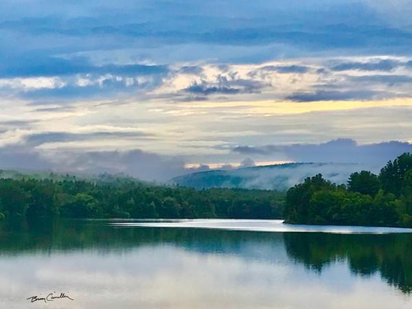 McDonough Mist by Brian Camilleri Photography