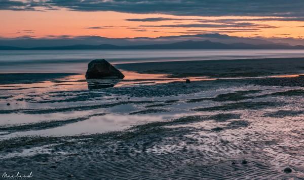 Qualicum Beach Sunrise DSC_4286 by Brian Macleod