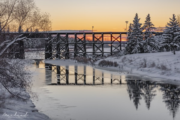 Sturgeon_River_Sunset_DSC0200 by Brian Macleod