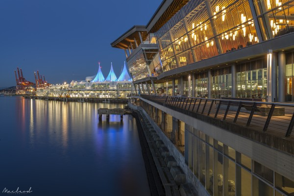 Vancouver Convention Ctr_DSC3889 by Brian Macleod
