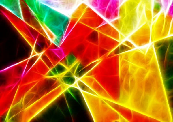 Geometric Colors by Bruce Rolff