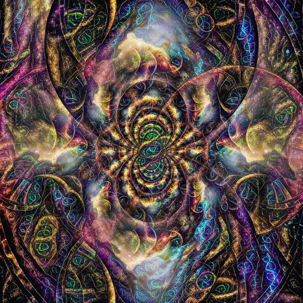Mystic Ornament by Bruce Rolff