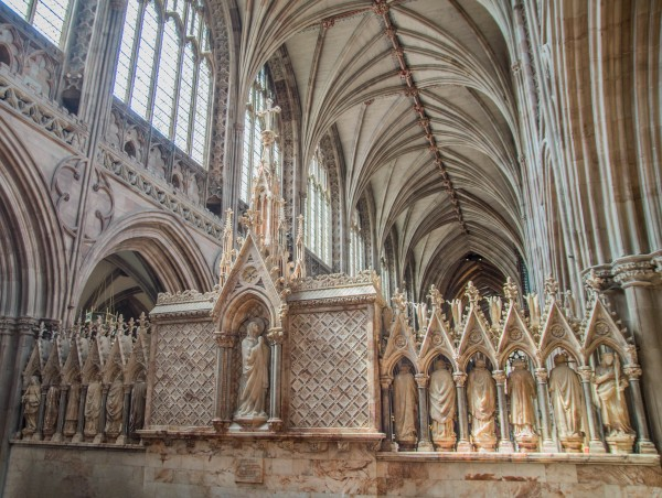 Litchfield Cathedral 3 by Bunnoffee Photography