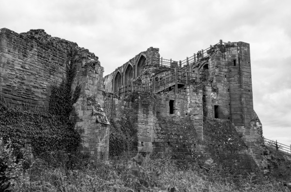 Kenilworth Castle  by Bunnoffee Photography