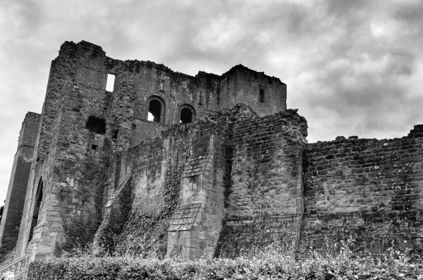 Kenilworth Castle 3 by Bunnoffee Photography