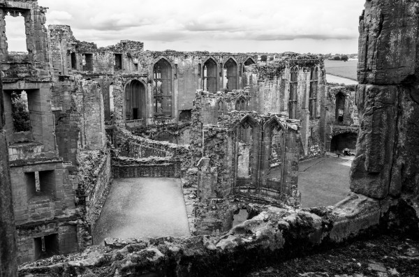 Kenilworth Castle 4 by Bunnoffee Photography