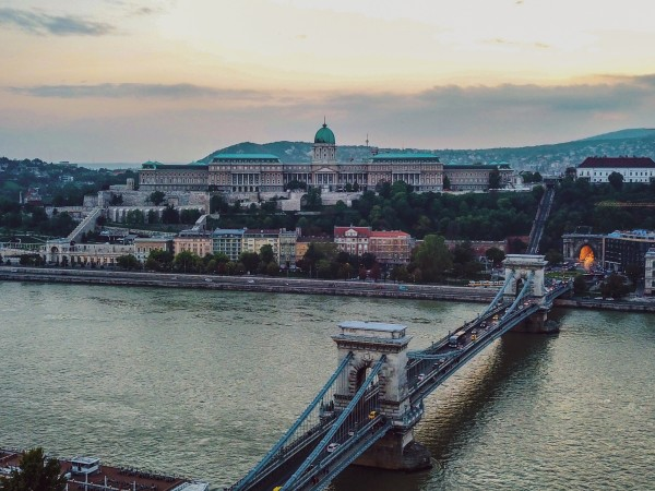 Budapest by By the C Media