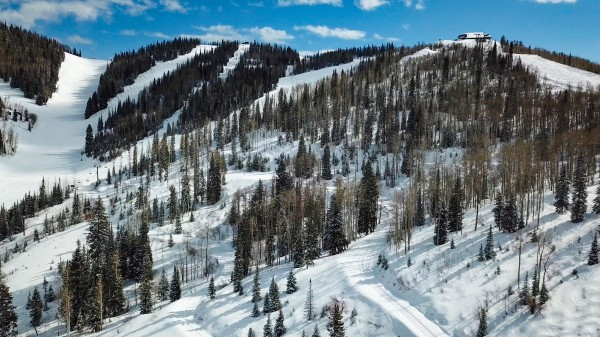 Steamboat Springs Ski area by By the C Media