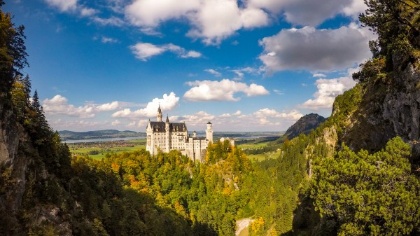 The Fairytale Castle by By the C Media