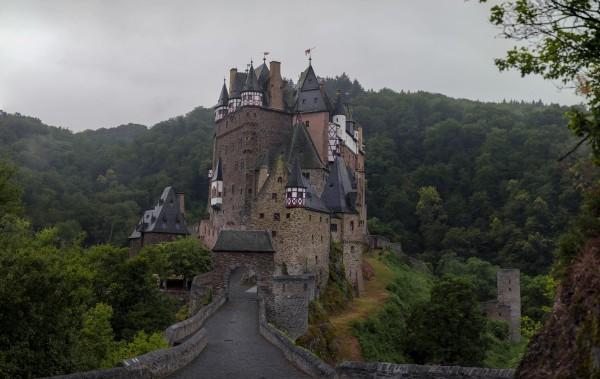 Burg Eltz Panorama by C-Nick Photography