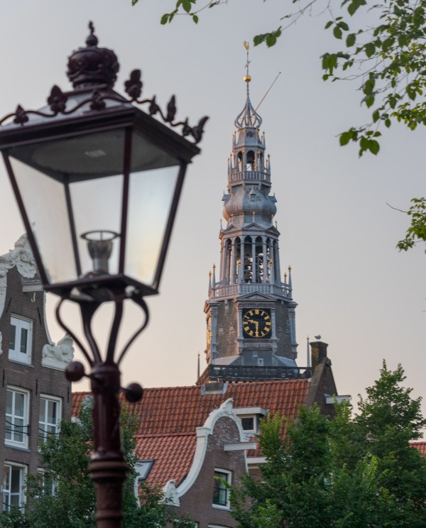 Amsterdam lights by C-Nick Photography