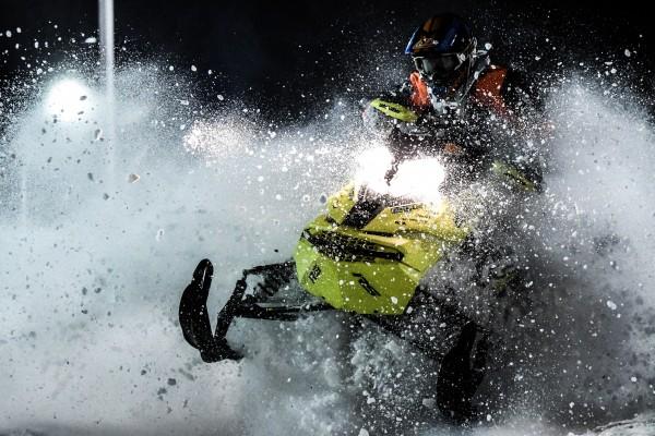 Chez nous c'est Ski-doo  by CEDANSBOITE