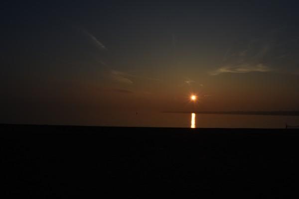 Sunrise Beach by Cameraman Klein