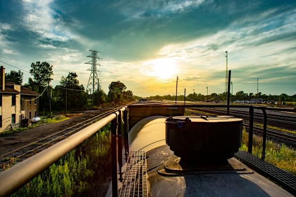Train Station by Cameraman Klein