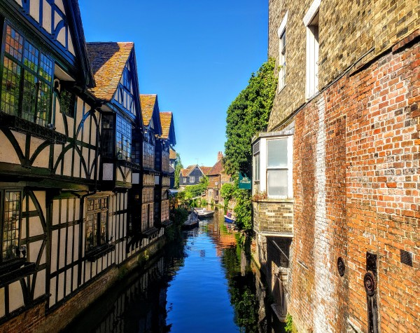 Canterbury  by Chang Dynasty 87
