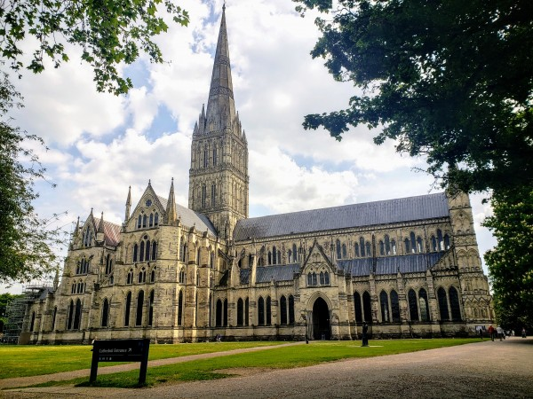 Salisbury Cathedral  by Chang Dynasty 87