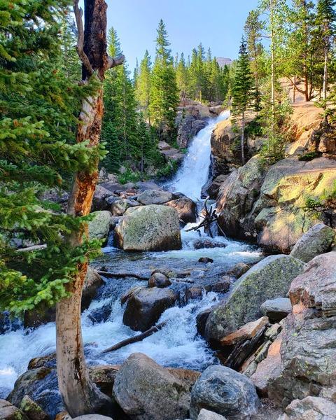 Alberta Falls by Chang Dynasty 87