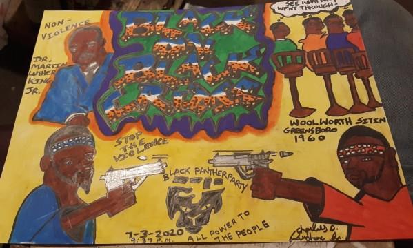 Black on Black Crime  by Charles Fordham