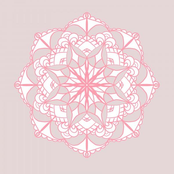 tricolor mandala by Chino20