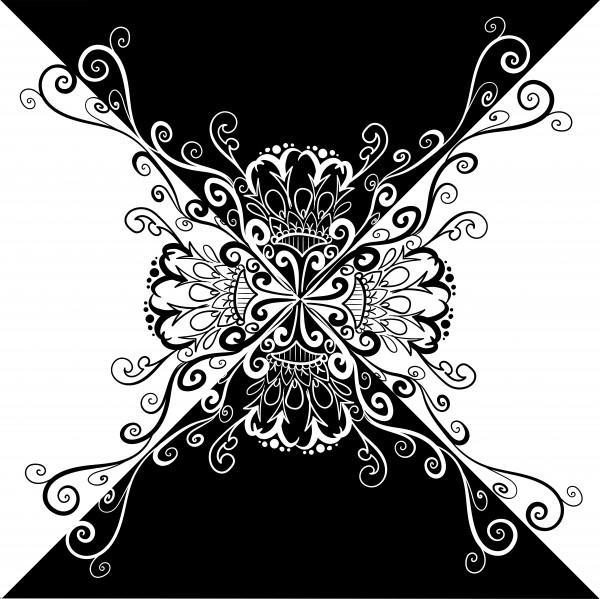Black & white by Chino20