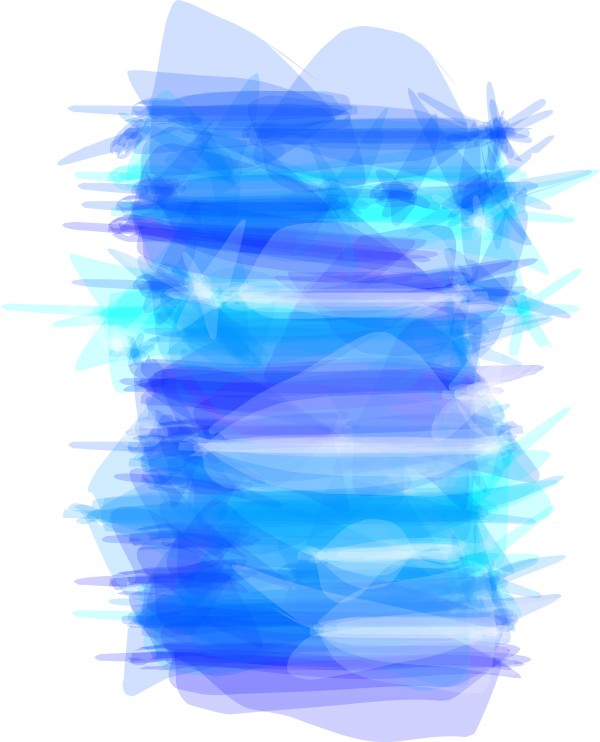 blue bristle by Chino20