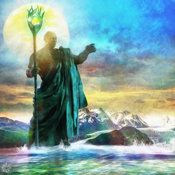 The Benevolent Light Digital Download