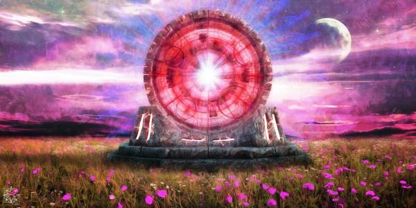 The Last Portal by ChrisHarrisArt