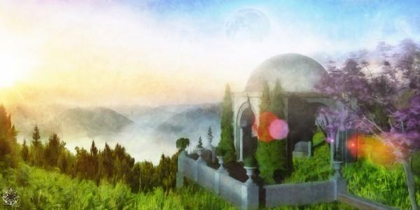 The Overlook by ChrisHarrisArt