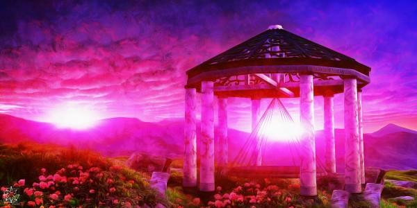 The Stellar Pavilion by ChrisHarrisArt