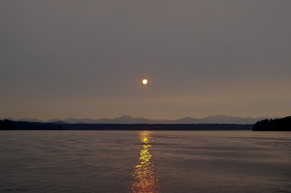 Setting Orb in view by Chris Kadin